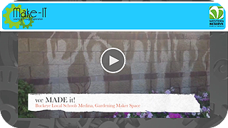 Video: Buckeye Local Schools, Media, Gardening Makerspace