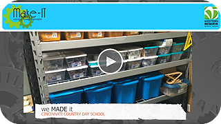 Video: Cincinnati Country Day School Makerspace