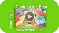 Chair for Mr. Bear